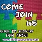 Join Littlespace Online